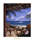 Paradise Porch by Scott Westmoreland art print