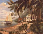 Key West Hideaway by Enrique Bolo art print