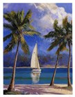 Island Breeze by Nenad Mirkovich art print