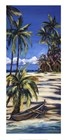 Tropical Retreat I by Dana Ridenour art print