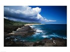 Oahu Hawaii USA art print