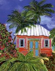 Junkanoo - mini by Wendy McKinney art print